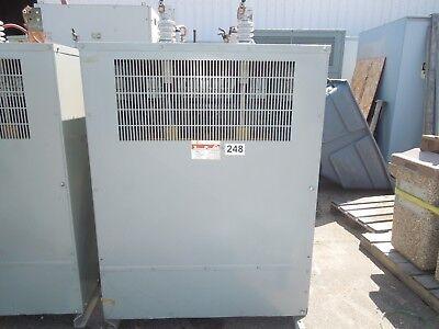 Neco Hammond 500kva 8320-277v 1ph Dry Type Transformer Used Electrically Ok