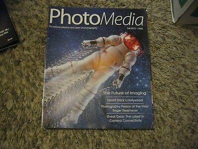Photo Media Fall 2012 Edition - Photography Magazine  (The Future of Imaging) ()