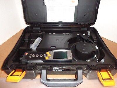 Testo 330-2g Kit 1 Commercialindustrial Combustion Analyzer Kit 330-2ll