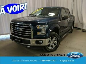 2016 Ford F-150 XLT XTR 4X4 CAMERA MAGS SIEGE ELECTRIQUE