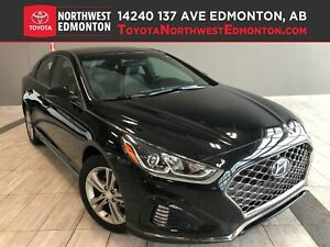 2018 Hyundai Sonata Sport | Paddle Shift | Leather | Heat Seat |