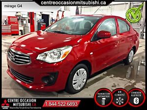 Mitsubishi Mirage G4 ES AUTO A/C BLUETOOTH 39/SEMAINES WOW