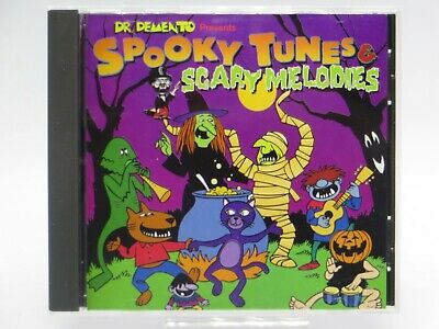 Halloween Spooky Tunes (Dr. Demento Spooky Tunes Scary Melodies CD 1994 Rhino)