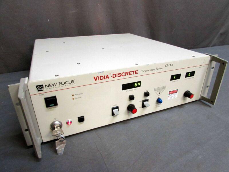 NEW FOCUS 6427 Vidia-Discrete External Cavity Tunable Diode Laser