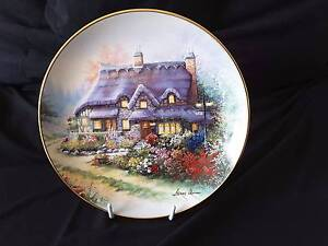 Royal Doulton Collecter Plate Hamlyn Terrace Wyong Area Preview