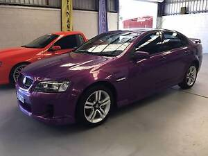 "2007 Holden Commodore SV6  6SPEED ""Morpheus"" Belmont Belmont Area Preview"