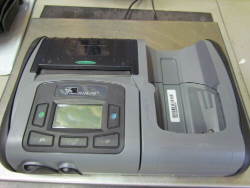 Nice Zebra RW4-PS  Mobile Printer Station