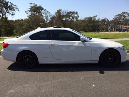 BMW 325i E92 coupe MY10 Mulgrave Monash Area Preview