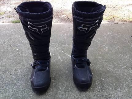 Fox Adult Comp 5 Racing Motocross Boots