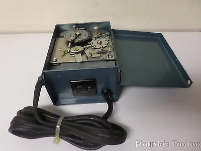Used Reliance 24-hour Programmable Time Switch 110v 35170r