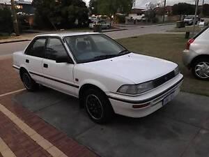 1994 Toyota Corolla Sedan Beaconsfield Fremantle Area Preview