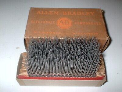 Lot 1000 Pcs 56 Ohm 14w 14 Watt 10 Carbon Comp Resistor  Box36