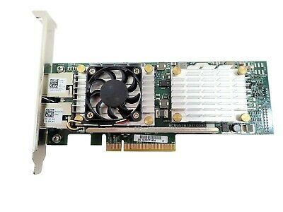 Dell Broadcom 57810S Dual Port 10GBE (RJ45) Converged Network Adapter W1GCR