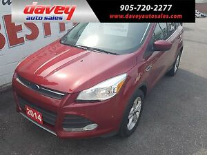 2014 Ford Escape SE HEATED SEATS, BACK UP CAMERA AND SENSORS