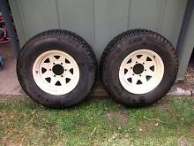 Other 4x4 Wheels 235/75/R15 Capalaba Brisbane South East Preview