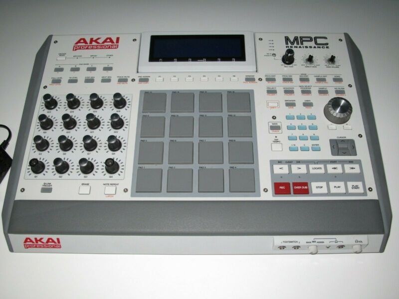 Akai Professional MPC Renaissance Sampler Drum Machine