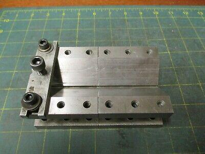 Machinist Tools V-block Pair Anton Vs-2