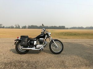 2006 Suzuki Boulevard [S40] 650cc (mint condition)