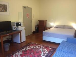 Large double room with balcony
