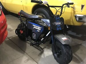 REDUCED!  Electric Motorcycle/ ALMOST NEW