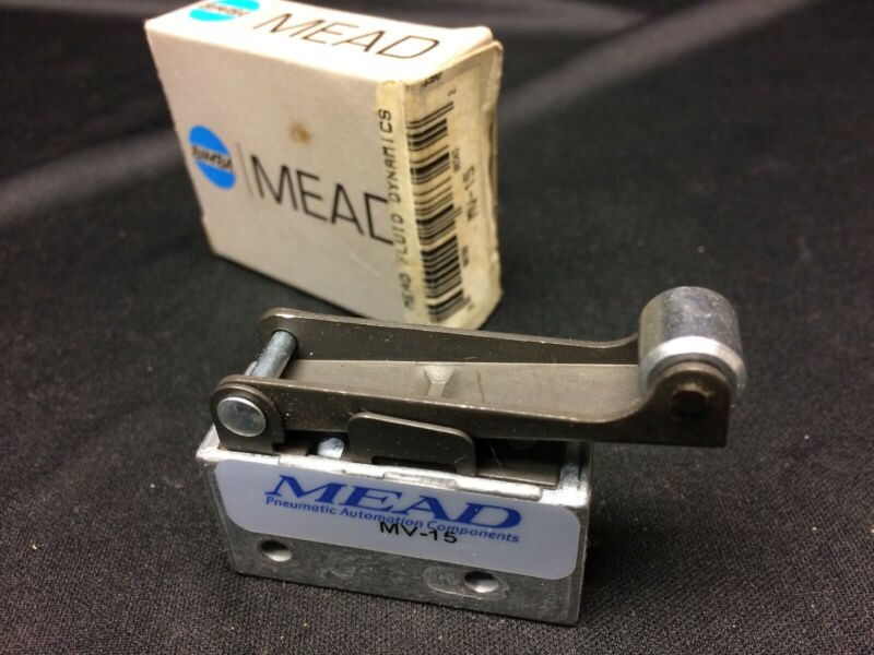 Bimba MEAD MV-15 Three Way Air Valve