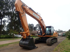 BRAND NEW CASE CX350B 35T EXCAVATOR BOBCAT SKID STEER LOADER CATERPILLAR SUMITOMO KOBELCO HITACHI Austral Liverpool Area Preview