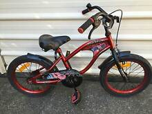 Boys Childrens Kids Bike Bicycle Lightning McQueen! Bardon Brisbane North West Preview