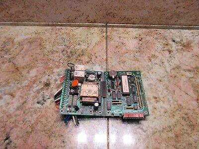 Bijur Circuit Board Unit Nc-1 1195 94v-0 Cnc Bt101 Tsugami Ma3h Cnc