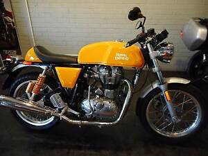 2015 ROYAL ENFIELD CONTINETAL GT CAFE RACER Burswood Victoria Park Area Preview