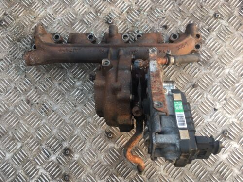 Volvo 2.4 D5 Turbo Charger 31219697 S40 C30 V50