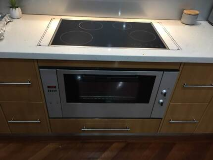 Electrolux Induction Stove, glass coocktop.