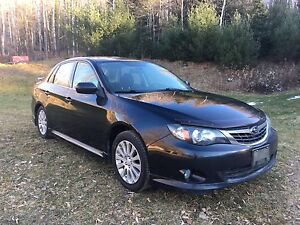 2009 Subaru Impreza - Safetied and E-tested!