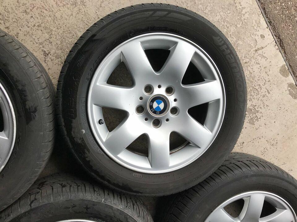 -- BMW E46 3er Sommerräder mit Leichtmetallfelgen 16 Zoll in Wuestenrot