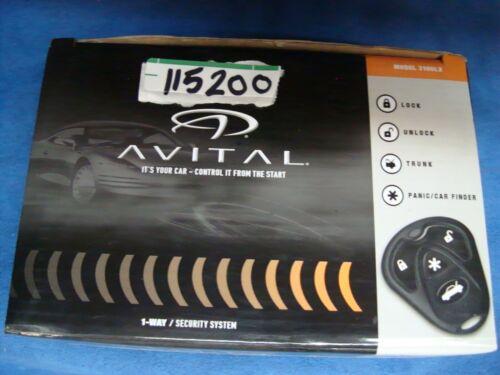 NEW NO REMOTE AVITAL 3100LX