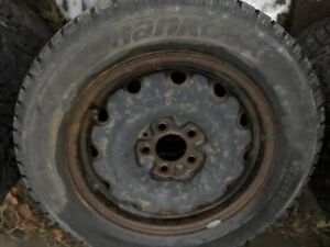 4-215/60/16 with rims
