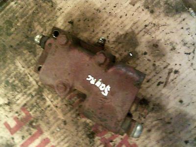 Farmall 504 Gas Rowcrop Rc Tractor Ih Ihc Hydraulic Control Valve