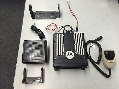 Motorola Xtl2500 P25 Digital 700800 Mhz Mobile Radio M21urm9pw2an All Accys