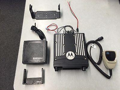 Motorola Xtl2500 P25 Digital 700800 Mhz Mobile Radio M21urm9pw2an All Accys