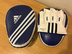 NEW ADIDAS FOCUS MITTS Ethelton Port Adelaide Area Preview