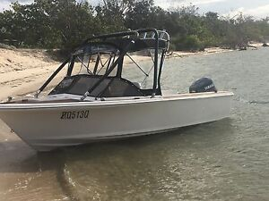 18 Bertram fishing/wakeboarding boat Worongary Gold Coast City Preview