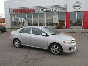 2011 Toyota Corolla CE LOW MILEAGE, ONE OWNER