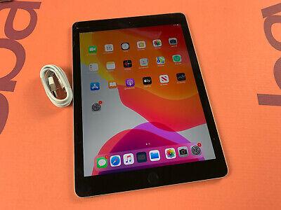 Apple iPad Air 2 64GB WiFi+ 4G UNLOCKED, SPACE GREY iOS 13 - Ref M516