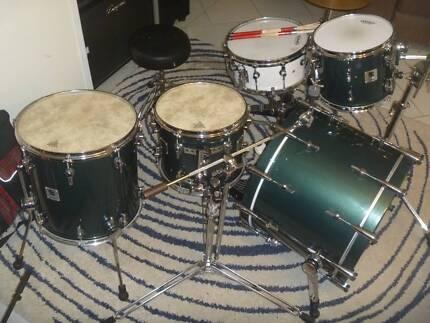 sonor designer drum set SQ2 pearl tama yamaha