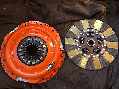 Centerforce Dual Friction Clutch FORD 11