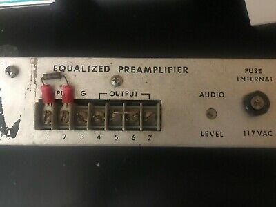 Gates Radio Company Power Supply Vantage Free Shipping
