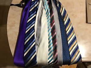 Selection of Tie's