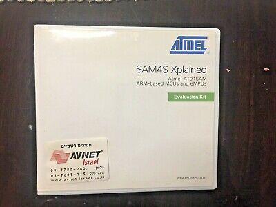 Atmel Sam4s Xplained Evaluation Kit