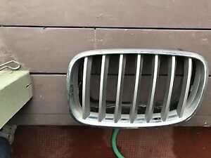 BMW X5 grill drivers side