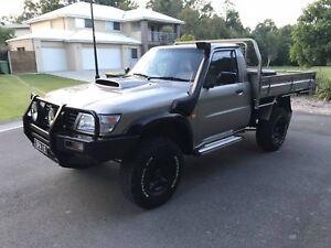 2000 Nissan Patrol ST GU Factory 4.2Lt Turbo Diesel 5 Spd Manual Aspley Brisbane North East Preview