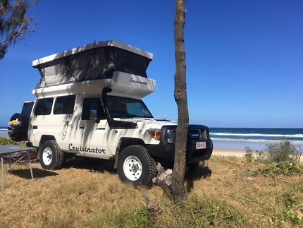 Cruisinator  Pop Top roof conversion only ( Bonetti Campers ) Maroochy River Maroochydore Area Preview